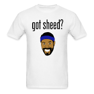 T-Shirts ~ Men's Standard Weight T-Shirt ~ got sheed?