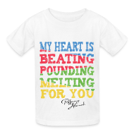 Kids' Shirts ~ Kids' T-Shirt ~ Beating-Pounding-Melting