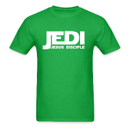 T-Shirts ~ Men's Standard Weight T-Shirt ~ JeDi = Jesus Disciple