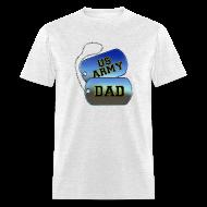US Army Dad Dog Tags