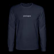 Long Sleeve Shirts ~ Men's Long Sleeve T-Shirt ~ Bread & Water L/S