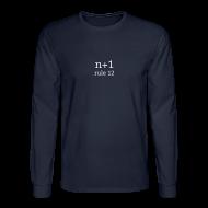 Long Sleeve Shirts ~ Men's Long Sleeve T-Shirt ~ Article 11505279