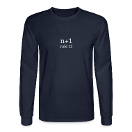 Long Sleeve Shirts ~ Men's Long Sleeve T-Shirt ~ Article 11505279