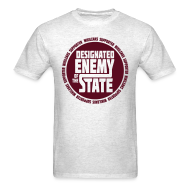 T-Shirts ~ Men's T-Shirt ~ Enemy of the State