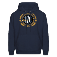 Hoodies ~ Men's Hooded Sweatshirt ~ Intergalactic Zionist Conspiracy Charter Member