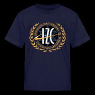 Kids' Shirts ~ Kids' T-Shirt ~ Intergalactic Zionist Conspiracy Shirt