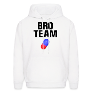 Hoodies ~ Men's Hooded Sweatshirt ~ The Rider of Light