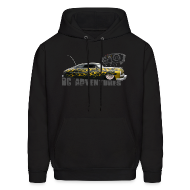 Hoodies ~ Men's Hooded Sweatshirt ~ RC Adventures - Low Rider Hoodie