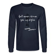 Long Sleeve Shirts ~ Men's Long Sleeve T-Shirt ~ Fall Seven Times