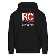 Hoodies ~ Men's Hooded Sweatshirt ~ Dark DRAGSTER