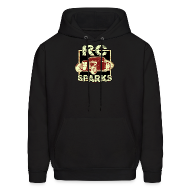 Hoodies ~ Men's Hooded Sweatshirt ~  Skull Driver Hot Rod