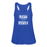 Tanks ~ Women's Flowy Tank Top by Bella ~ liftpraylove women's flowy tank