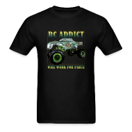 T-Shirts ~ Men's T-Shirt ~ The Green Bastard