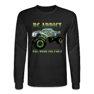 Long Sleeve Shirts ~ Men's Long Sleeve T-Shirt ~ The Green Bastard Long Sleeve