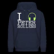 Hoodies ~ Men's Hooded Sweatshirt ~ I listen to...