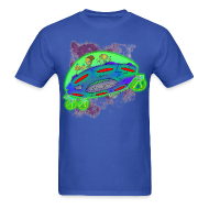 T-Shirts ~ Men's T-Shirt ~ Ongher's UFO