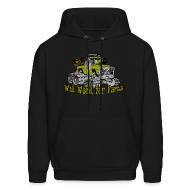 Hoodies ~ Men's Hooded Sweatshirt ~ Hill Billy