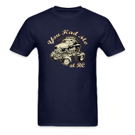 T-Shirts ~ Men's Standard Weight T-Shirt ~ You Had Me at RC