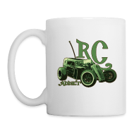 Bottles & Mugs ~ Coffee/Tea Mug ~ RC Addict Dragster Mug
