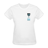 Women's T-Shirts ~ Women's Standard Weight T-Shirt ~ WikiLeaks Logo