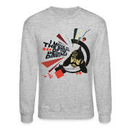 Long Sleeve Shirts ~ Men's Crewneck Sweatshirt ~ I move to the groove of the People's Director: Sweatshirt