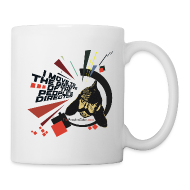 Bottles & Mugs ~ Coffee/Tea Mug ~ I move to the groove of the People's Director - coffee mug