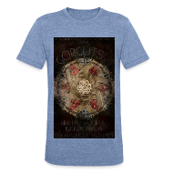 T-Shirts ~ Men's Tri-Blend Vintage T-Shirt ~ GORGUTS