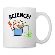 Bottles & Mugs ~ Coffee/Tea Mug ~ SCIENCE! Mug  2013 SALE!