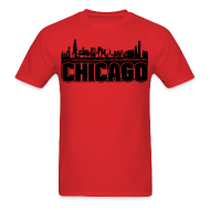 T-Shirts ~ Men's T-Shirt ~ Chicago Shirt