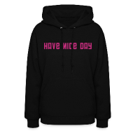 Hoodies ~ Women's Hooded Sweatshirt ~ Article 11718498
