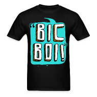 T-Shirts ~ Men's T-Shirt ~ Bic Boi Shirt