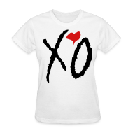 Women's T-Shirts ~ Women's Standard Weight T-Shirt ~ XO