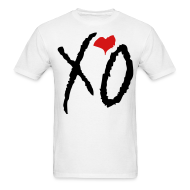 T-Shirts ~ Men's Standard Weight T-Shirt ~ XO