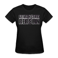 Women's T-Shirts ~ Women's Standard Weight T-Shirt ~ Ermahgerd Rerslin Women's T-Shirt