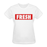 Women's T-Shirts ~ Women's Standard Weight T-Shirt ~ Fresh