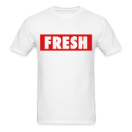 T-Shirts ~ Men's Standard Weight T-Shirt ~ Fresh
