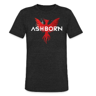 T-Shirts ~ Men's Tri-Blend Vintage T-Shirt ~ Ashborn Band T-shirt