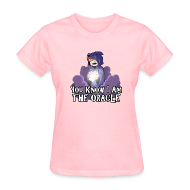 Women's T-Shirts ~ Women's Standard Weight T-Shirt ~ Oracle Tobuscus (Women)