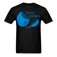 T-Shirts ~ Men's Standard Weight T-Shirt ~ Team Saphira! Men's T-shirt