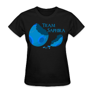 Women's T-Shirts ~ Women's Standard Weight T-Shirt ~ Team Saphira! Women's T-Shirt