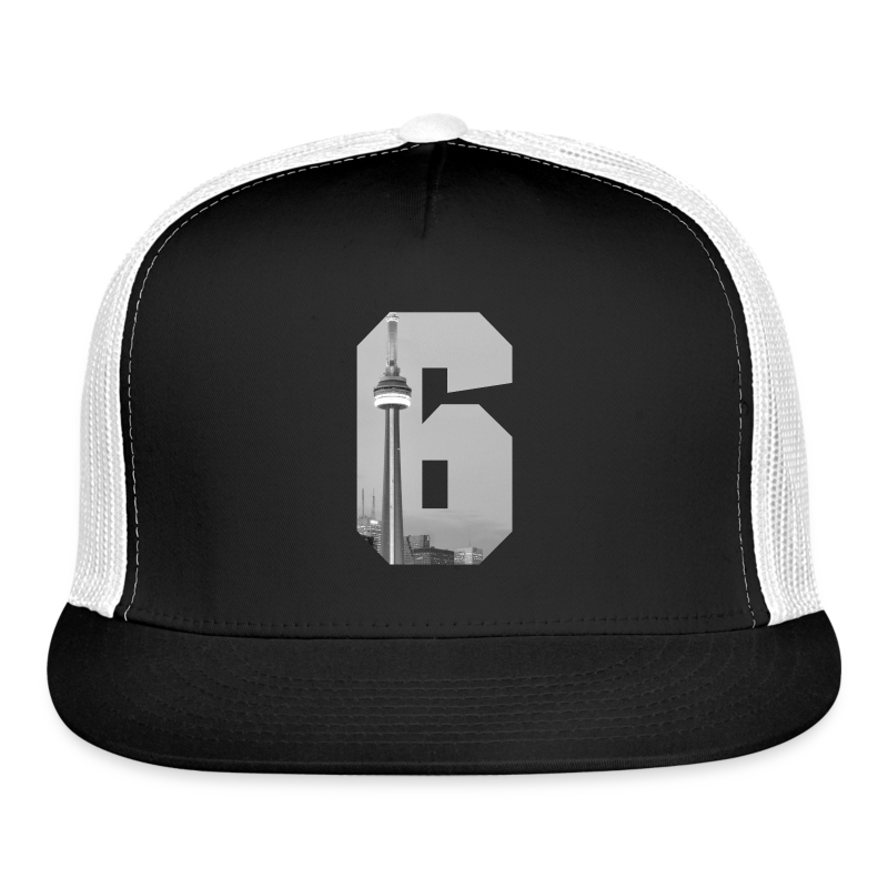 6ix CN Tower - Trucker Cap
