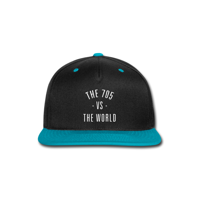 The 705 vs. The World - Snap-back Baseball Cap