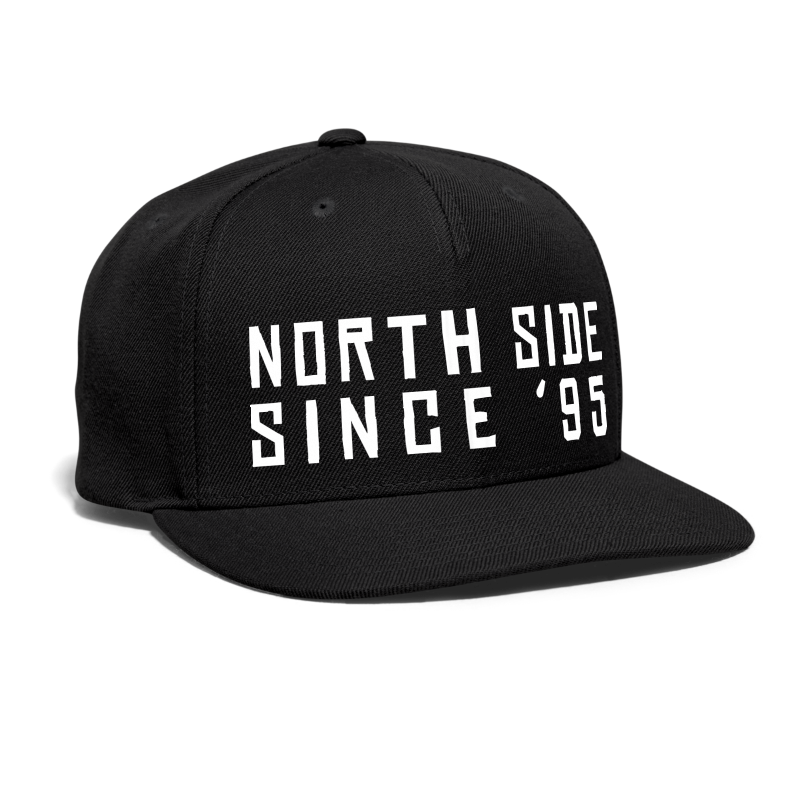 North Side Since '95 - Snap-back Baseball Cap