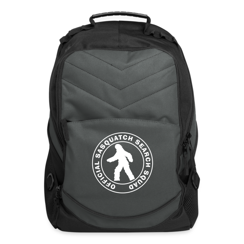 Official Sasquatch Search Squad Bigfoot  Laptop Backpack
