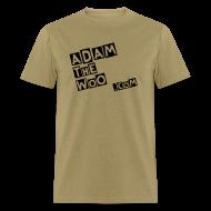 T-Shirts ~ Men's T-Shirt ~ AdamTheWoo.com Dark Print
