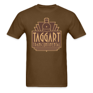 T-Shirts ~ Men's Standard Weight T-Shirt ~ Taggart Transcontinental