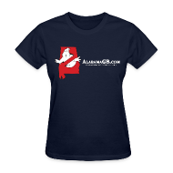 Women's T-Shirts ~ Women's T-Shirt ~ Alabama GB Logo Women's Shirt