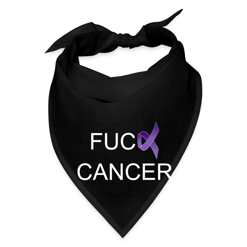 FUC* CANCER - Bandana