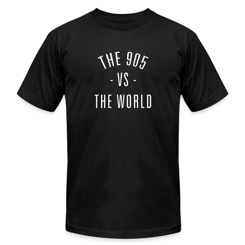 The 905 vs. The World - Men's  Jersey T-Shirt