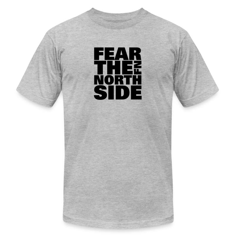 Fear The North - Men's  Jersey T-Shirt